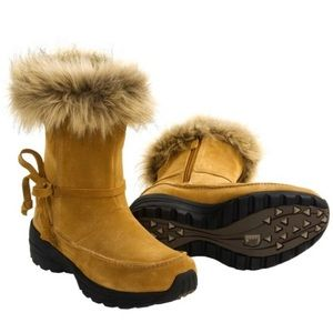 Sorel Northern Lite Tall Faux Fur Suede Boot